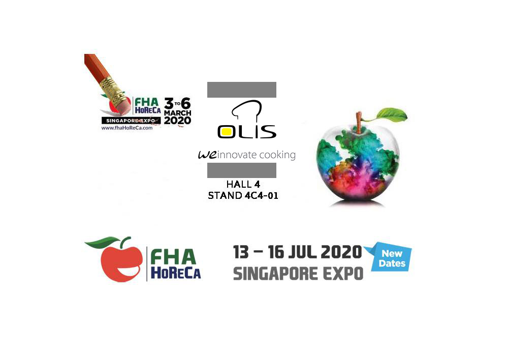 FHA Food&Hotel Asia SINGAPORE 2020